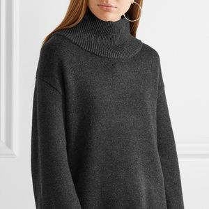 Rag&Bone Phyllis Wool Cashmere Turtleneck Sweater